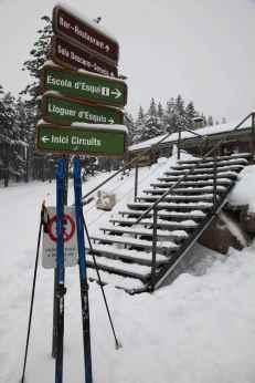 accés nevat